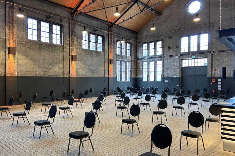 Alte Kesselhalle Location Solingen