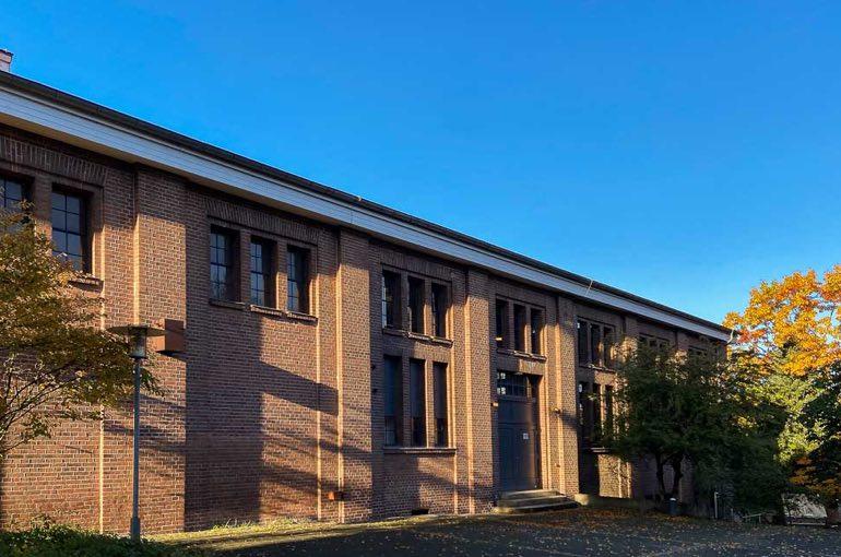Alte Maschinenhalle Koeln Location