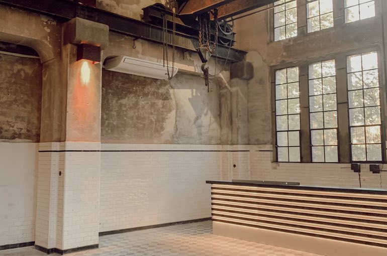 Alte Maschinenhalle Location Catering