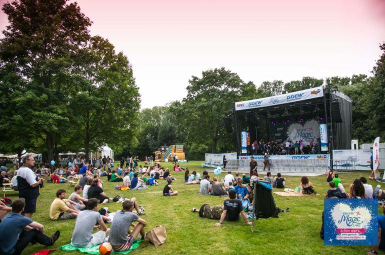 Buhne Sommerfest