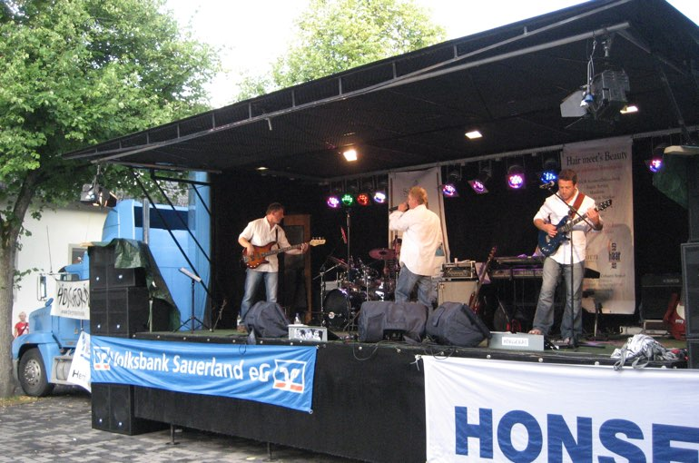 Buhne Stadtfest