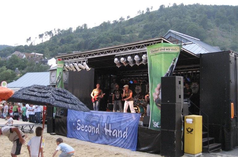 Festival Buehne