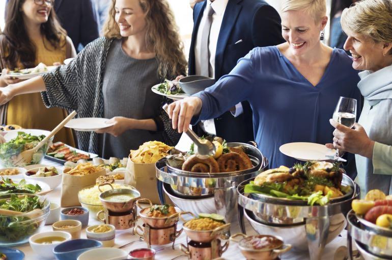 Buffet Catering Ehrenfeld