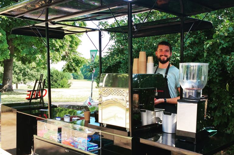 Cafestand Catering Outdoor