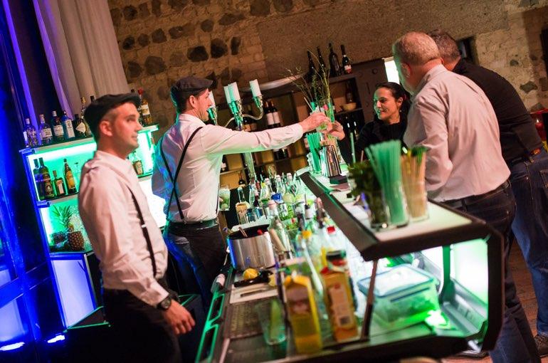 Barkeeper buchen Koeln
