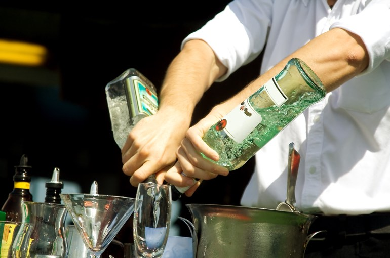 Cocktail Catering Barkeeper Duesseldorf