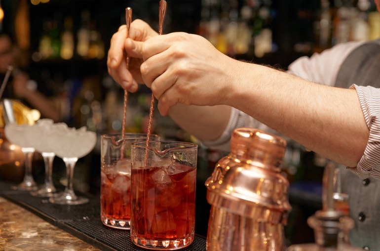 Cocktail Catering Barkeeper Koeln