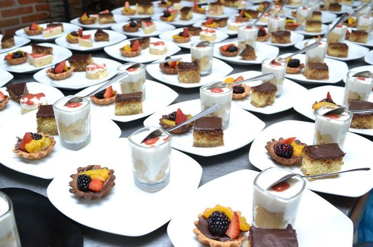 Dessert Gängemenü