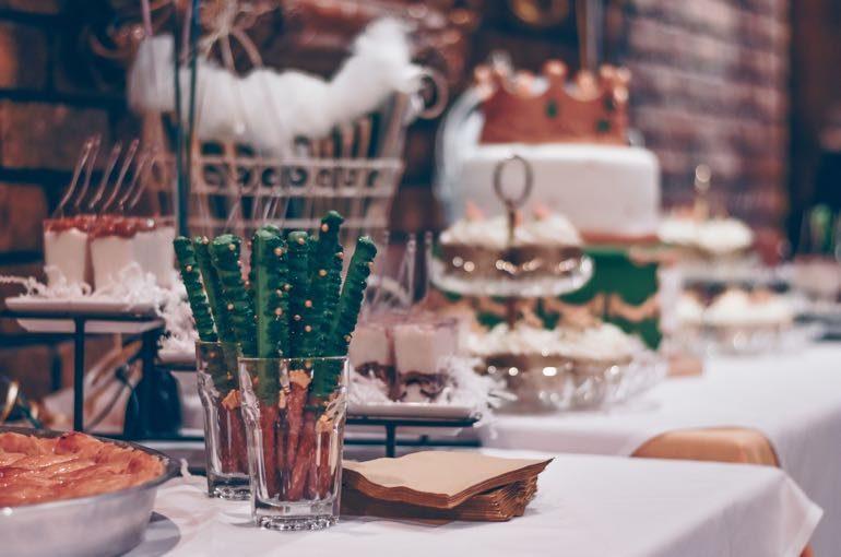Kuchen Buffet