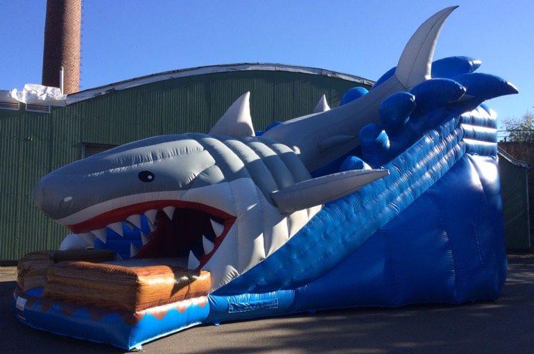 Hindernisbahn Hai