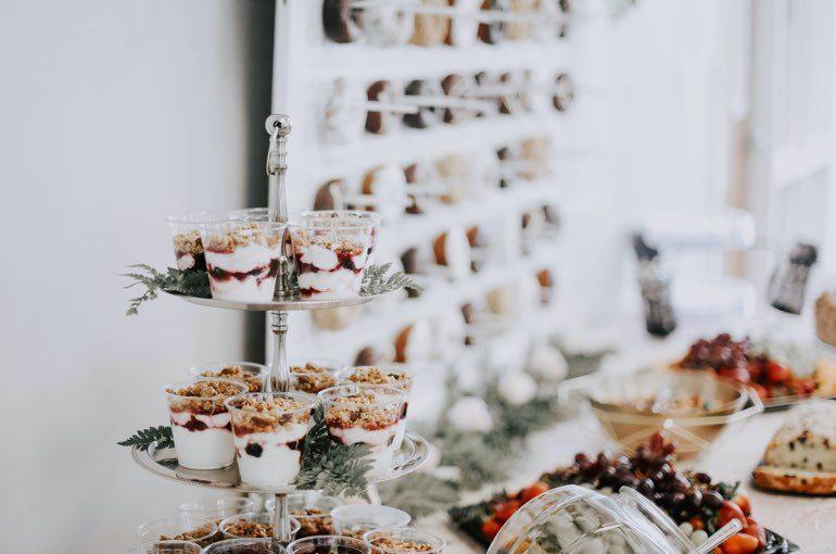 Dessert Tisch Hochzeit
