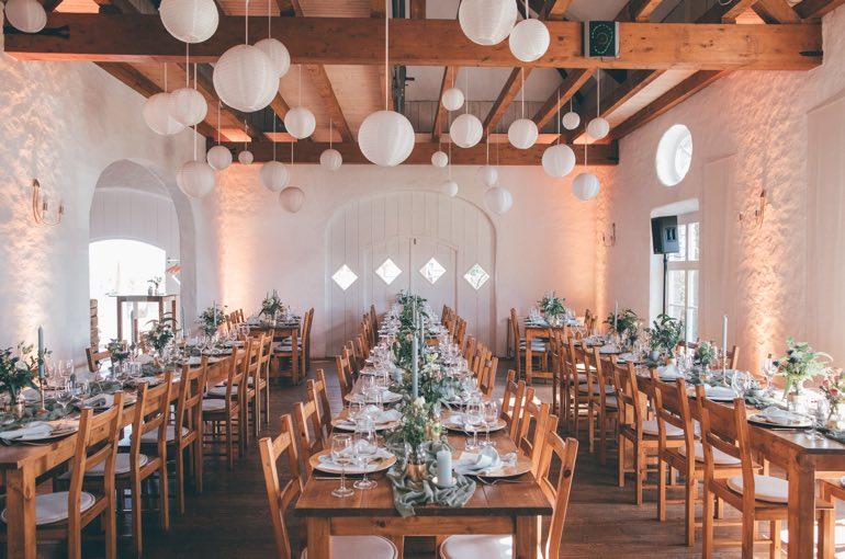 Neimeshof Hochzeit Catering