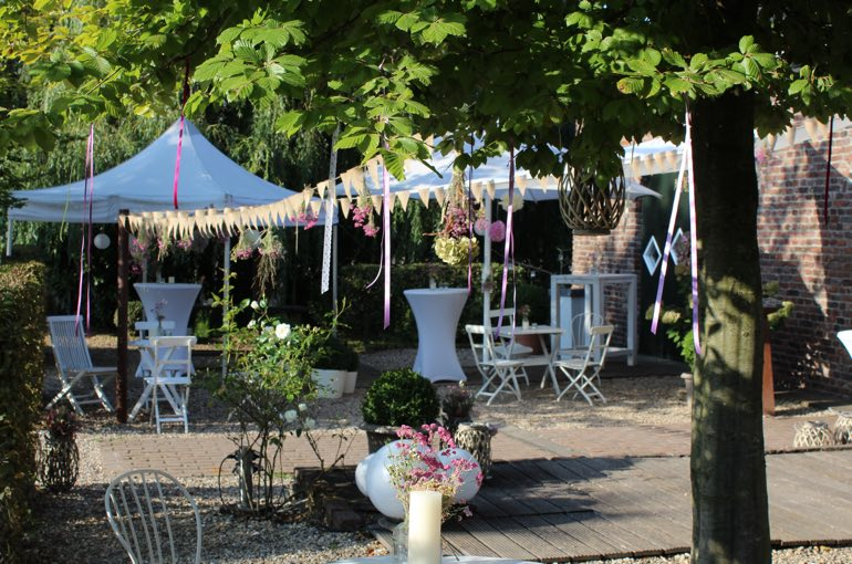 Neimeshof Location Garten