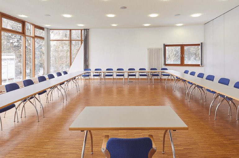 Alte Wagenhalle Konferenzraum Solingen