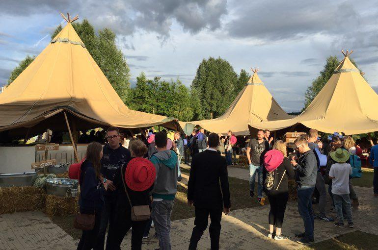 Ravensburger Event Catering Zelte