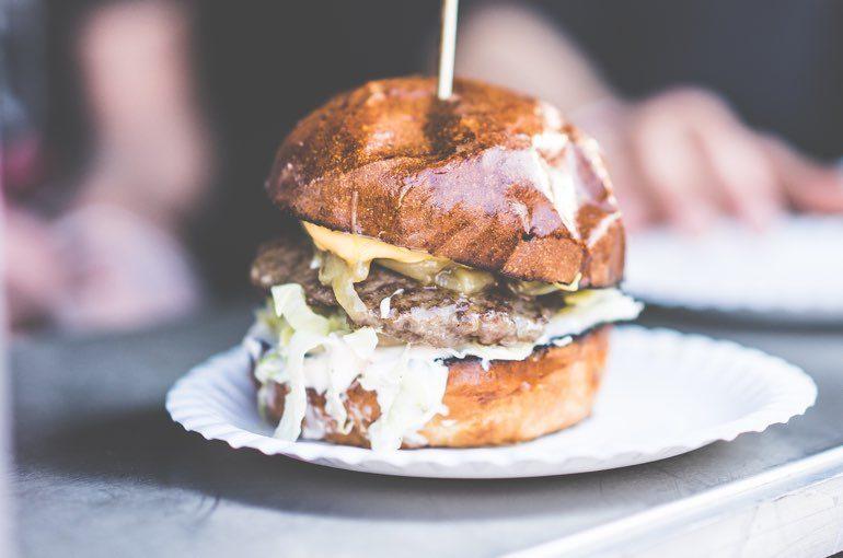 Hausgemachter Burger Streetfood Catering Koeln