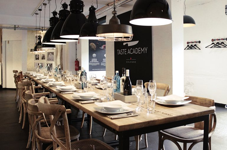 Taste Academy Cologne Catering