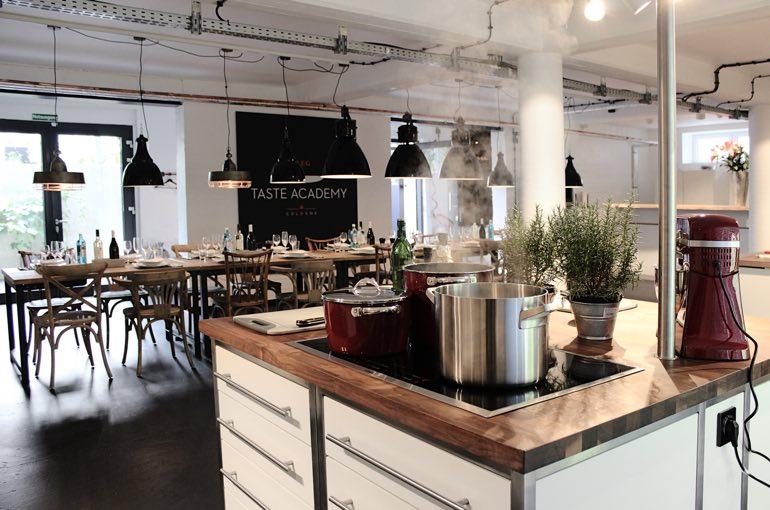 Taste Academy Location Koeln