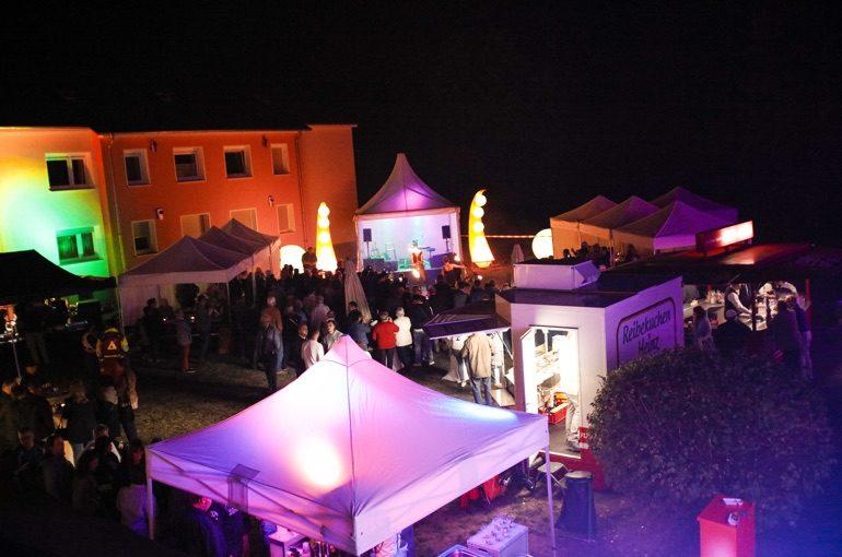 Zelte Pavillons Event